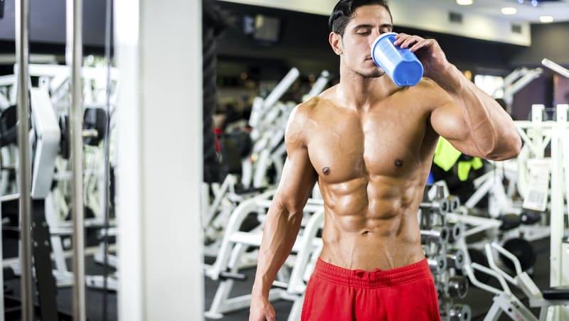 batidos de proteinas para ganar masa muscular