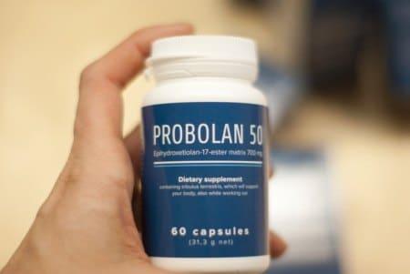 suplemento dietético Probolan 50 cómo funciona, críticas, farmacia, precio